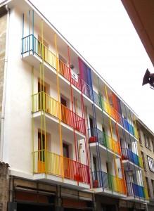 Rehabilitación Fachadas en Vitoria