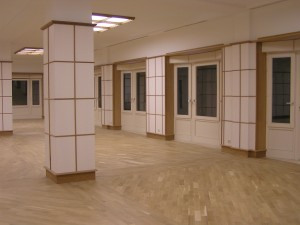 Rehabilitación Edificio Restaurante Azul