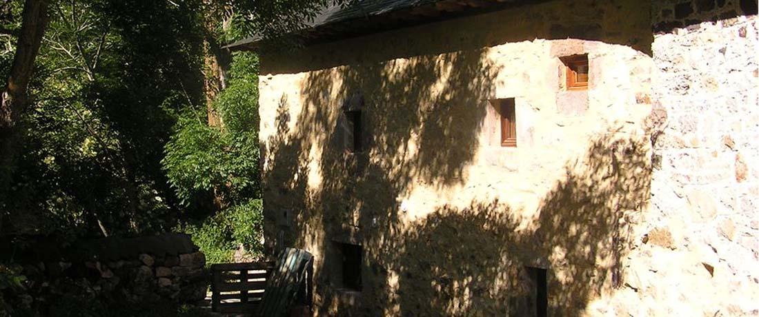 Rehabilitación Casa en Torre de Babia