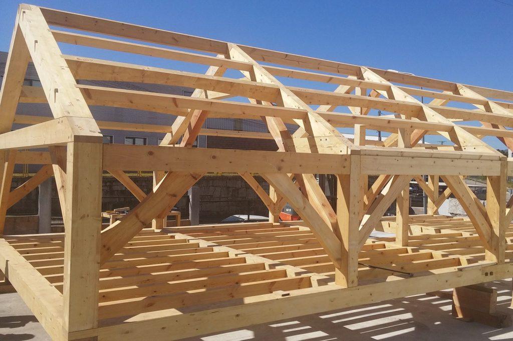 Cas Bío Timber Frame