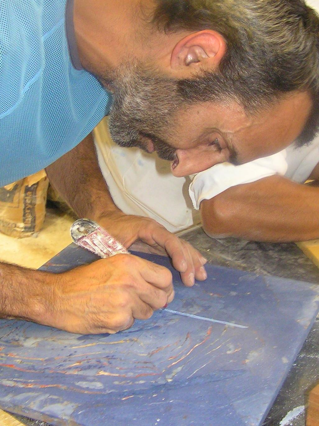 Curso de estuco marmol -