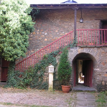 Rehabilitación de casa en el Bierzo (León)