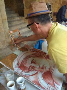 Curso Pintura al fresco